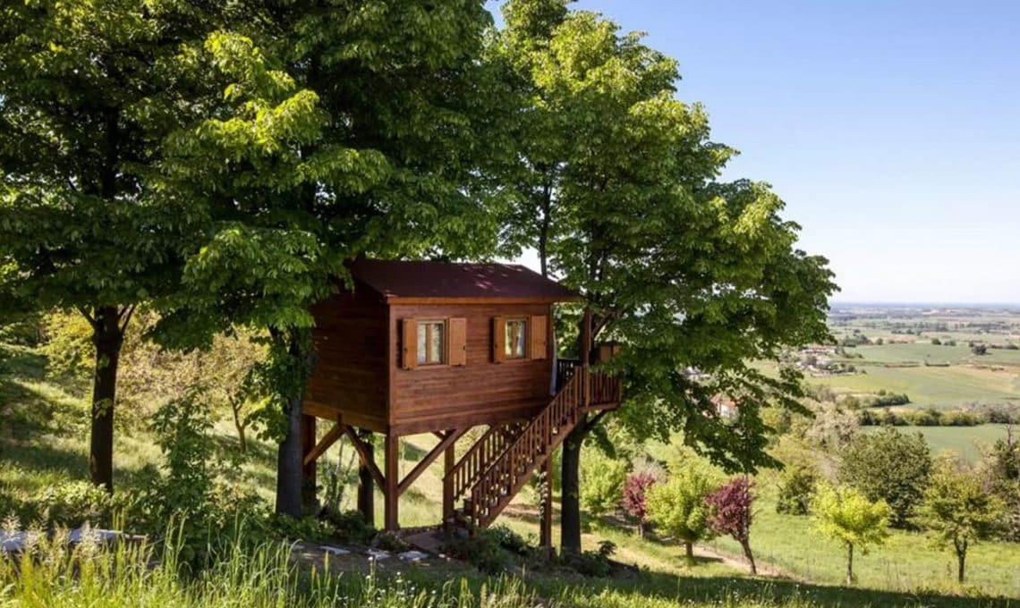 Ecco a voi la classifica delle case sull 39 albero pi belle for Arredamenti delle case piu belle