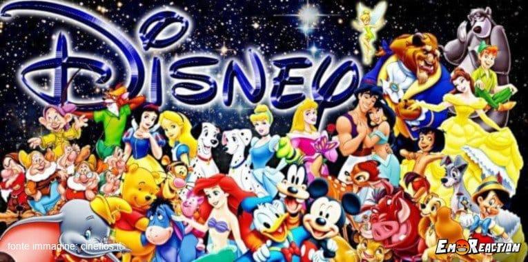 Cartoni disney: la classifica dei 10 cartoni animati più amati dai bambini