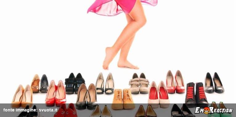5 paia di scarpe che non possono mancare nell'armadio di una donna!