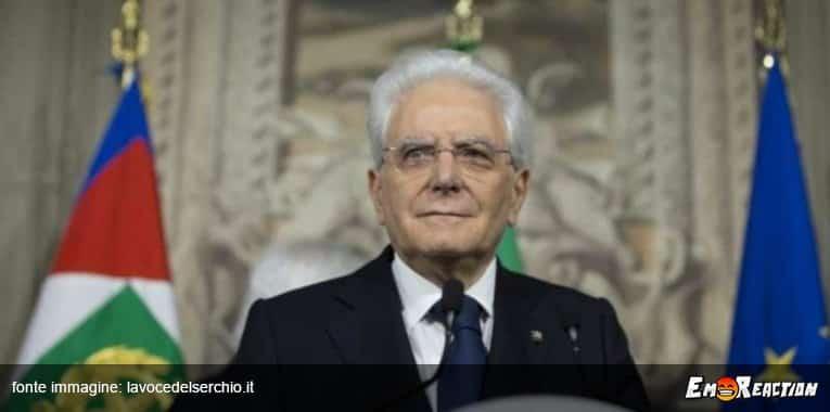 Crisi di governo: arriva la decisione del presidente della repubblica Mattarella!