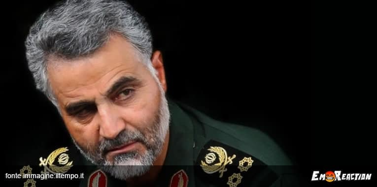 Qasem Soleimani: è morto il generale dell'Iran