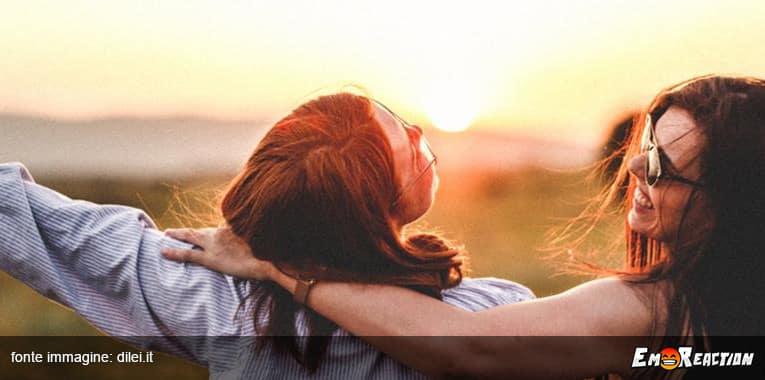 10 quiz in un test per ragazze: sei una persona affettuosa o fredda?