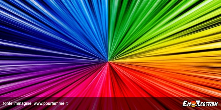 Test personalità colori: che colore sei?